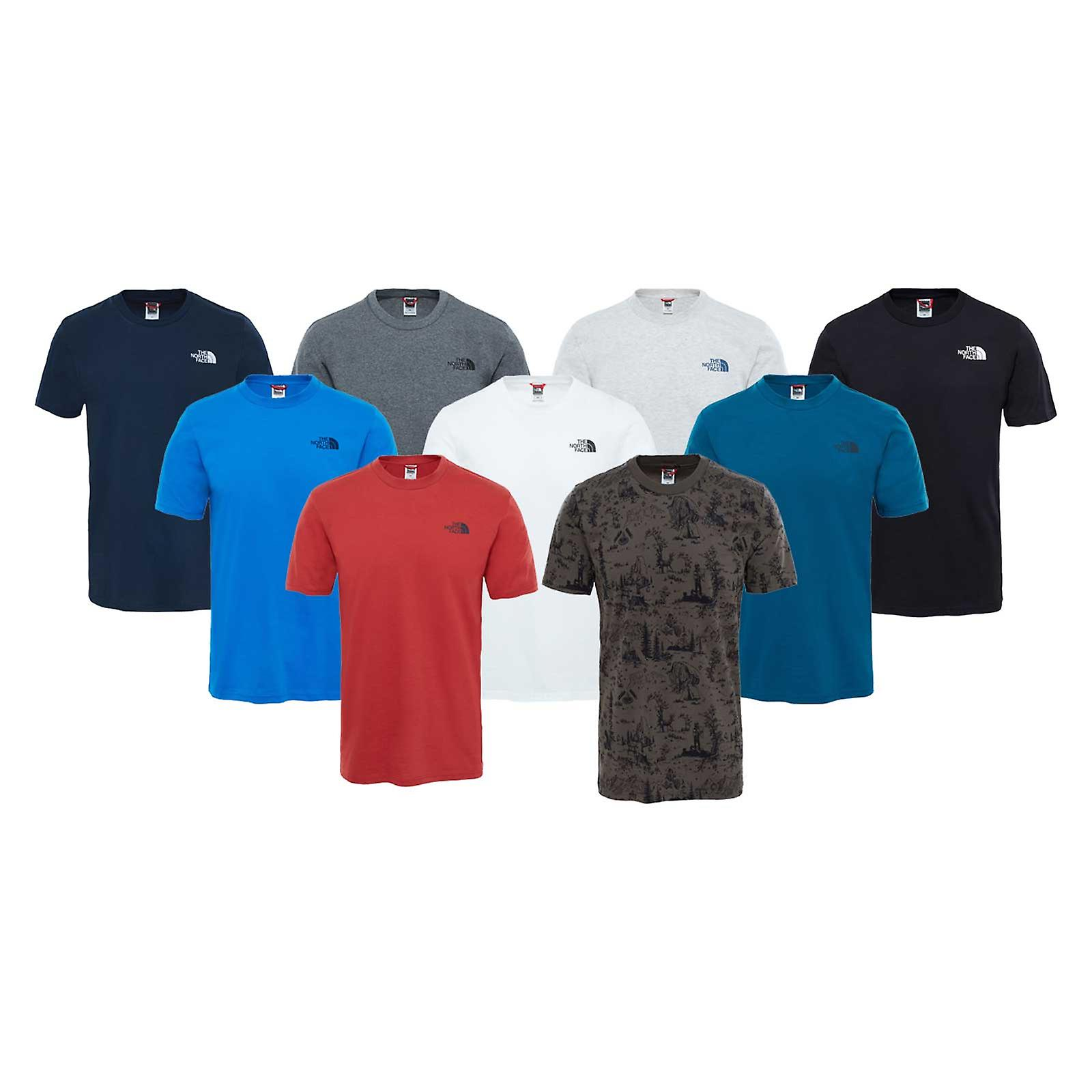 dfc2f3c9e7a3 The North Face Mens Short Sleeve Simple Dome T-Shirt