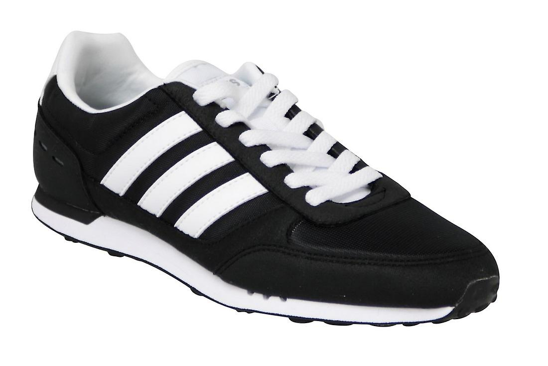 best service 69cd7 3ec48 Adidas Neo City Racer F99329 Mens sneakers