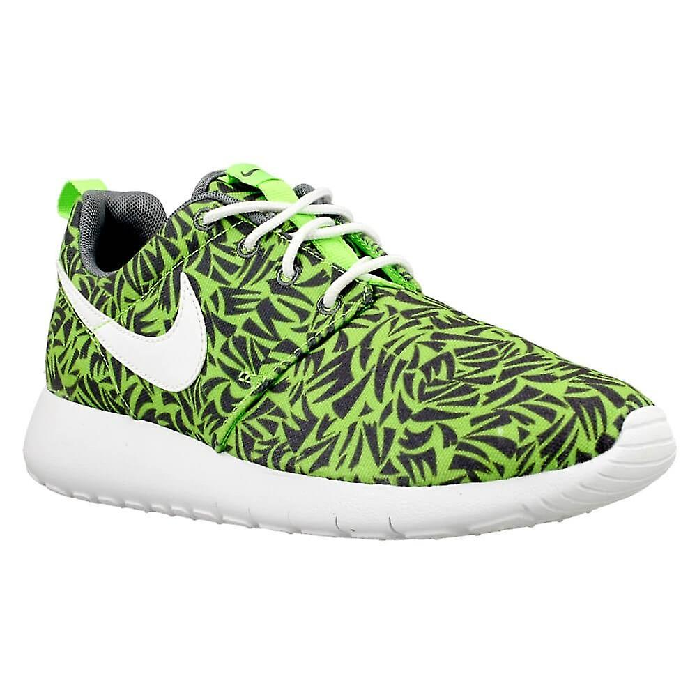 best place los angeles official Nike Roshe One Print GS 677782009 universal all year kids shoes ...