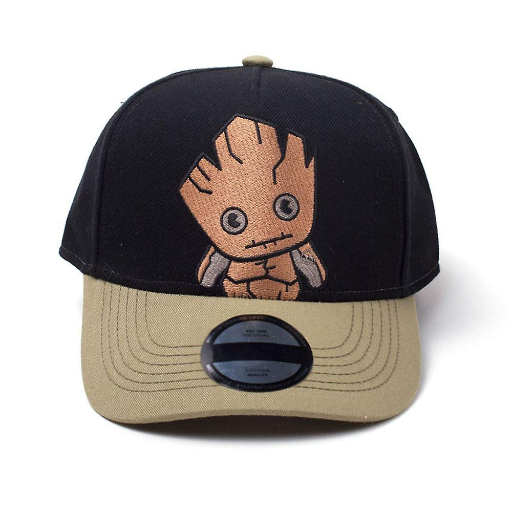 Guardians Of The Galaxy 2 Cap Groot Snapback