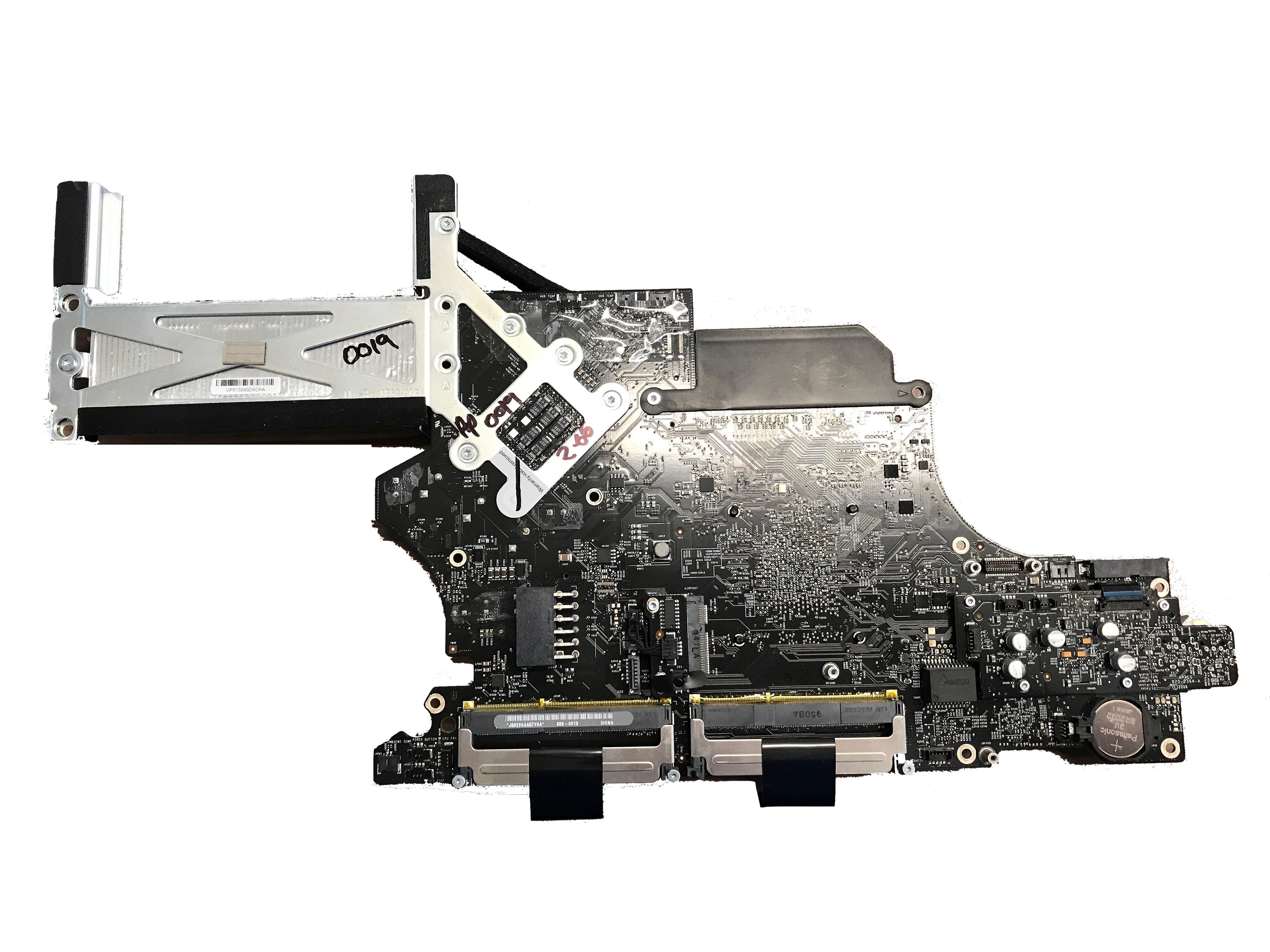 "Apple 2009 iMac A1224 20/"" 2.66GHz Logic Mother Board 820-2347 631-0720 639-0013"