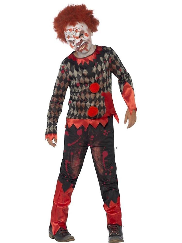 clown halloween dräkt