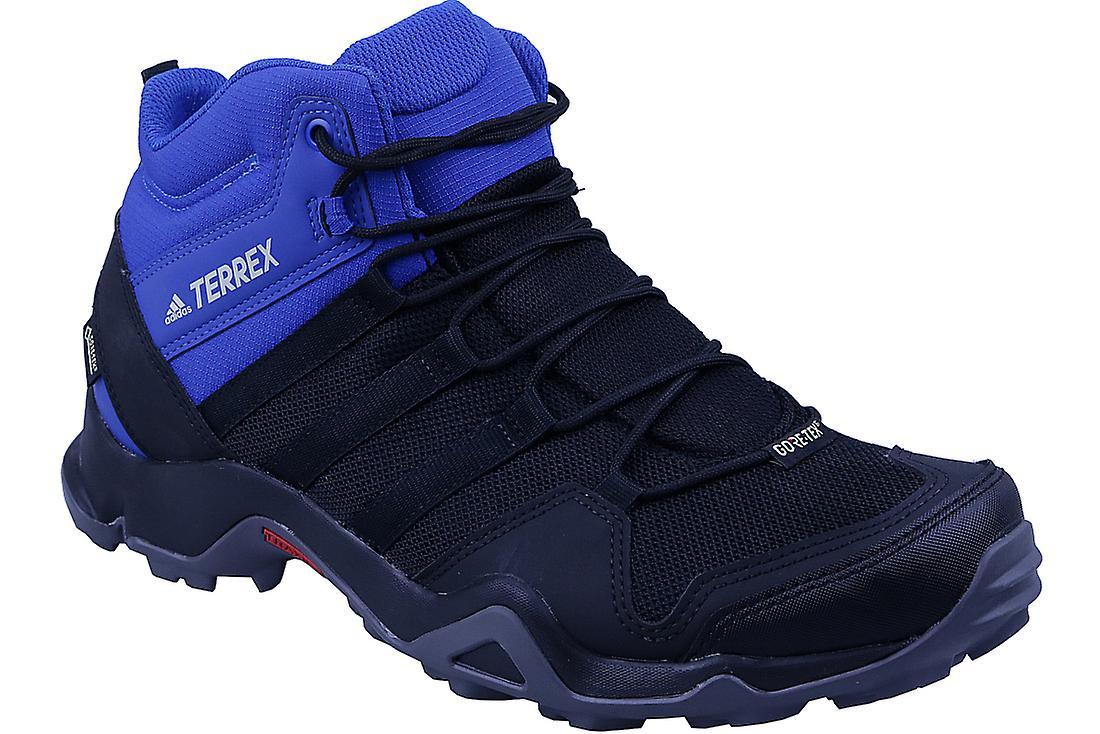 adidas Terrex AX2R Mid GTX AC8035 Mens trekking shoes