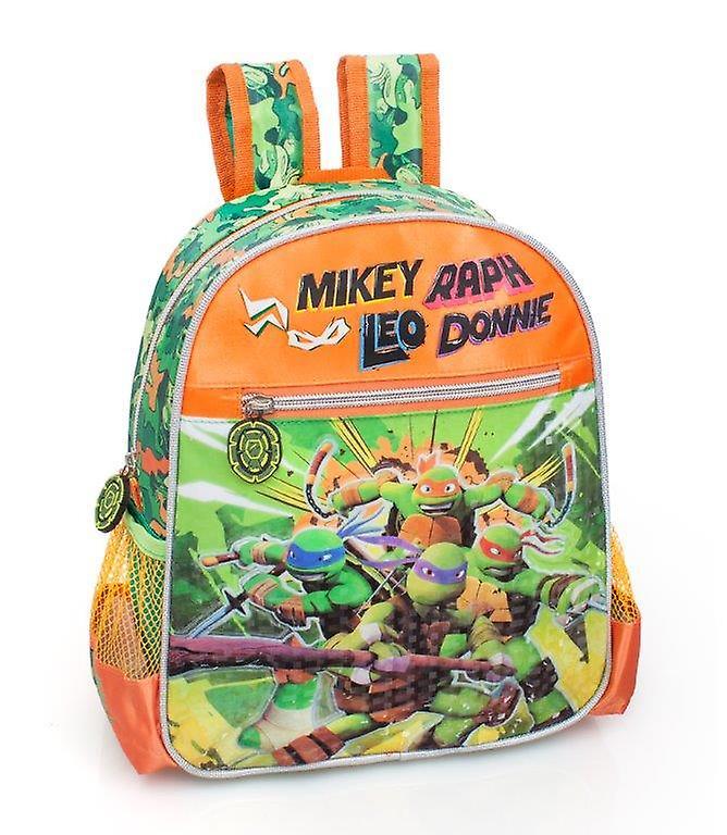 f037e6e0431 Teenage Mutant Ninja Turtles Backpack Kindergarten Ninja Power | Fruugo