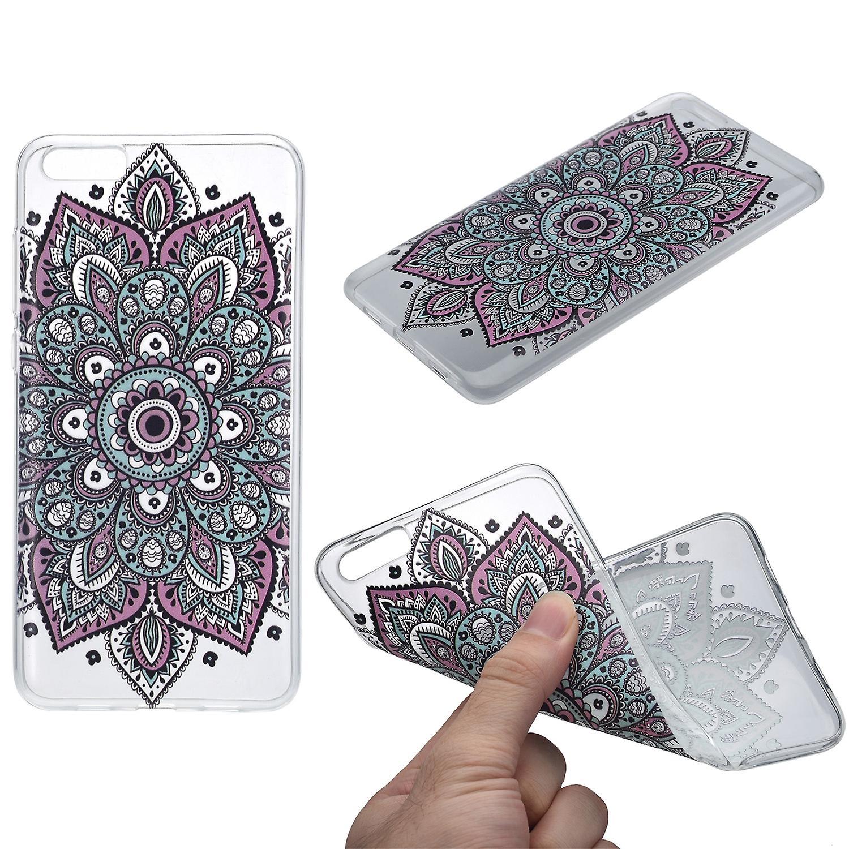 Henna cover for Xiaomi Redmi note 4 X case protective cover silicone colorful tattoo