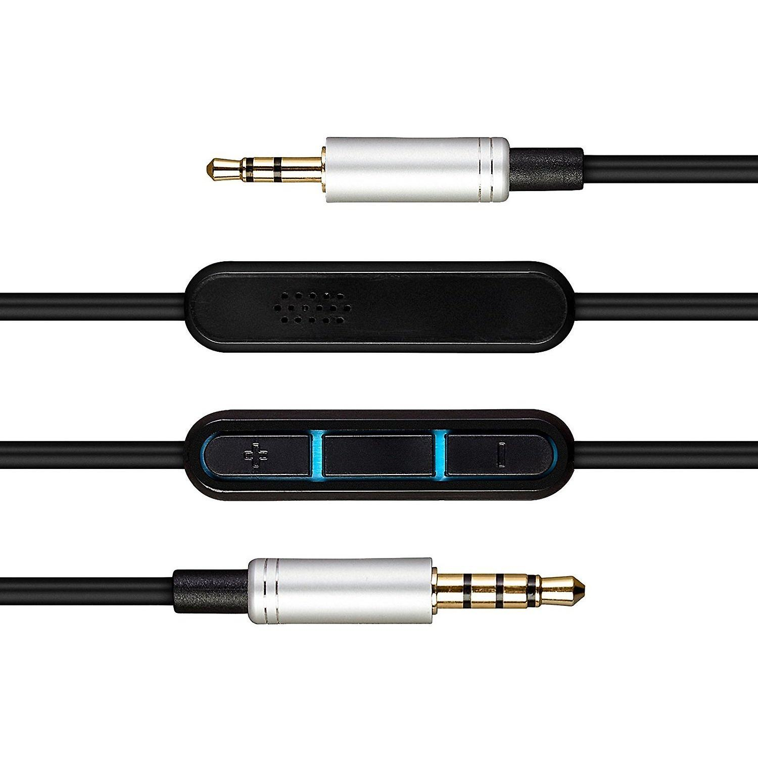 1 5m Replacement Audio upgrade Cable For Bose SoundTrue headphone
