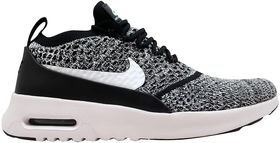 Nike Air Max Thea Ultra Flyknit Black White 881175-001 Women s  2721fcc5f