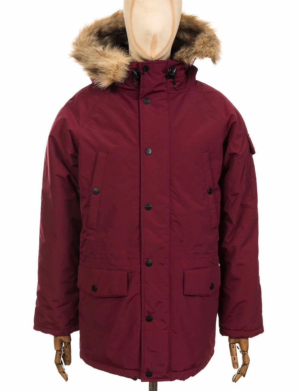 100% top quality low price cheap prices Carhartt WIP Anchorage Parka Jacket - Mulberry