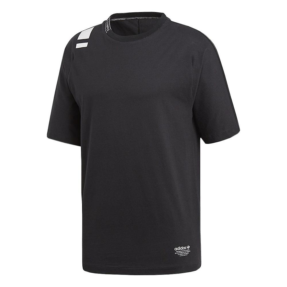 b52f4484a022f Adidas Nmd Tee CE1587 universal all year men t-shirt