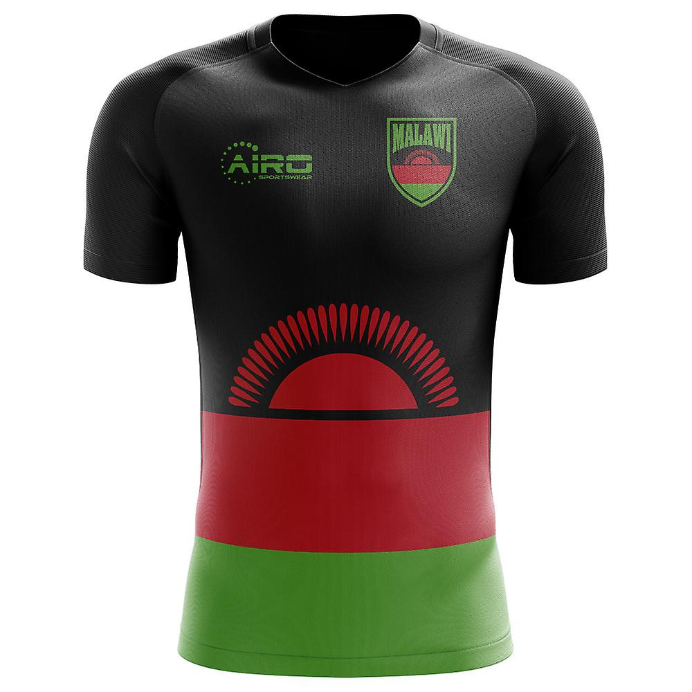 8956e06d5 2018-2019 Malawi Home Concept Football Shirt | Fruugo