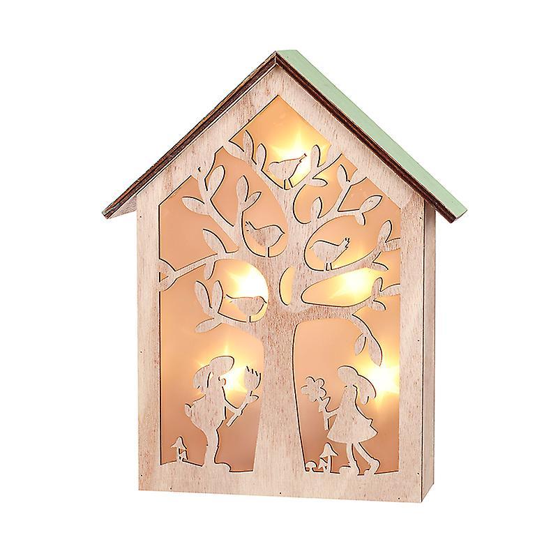 Easter Inspired Led Light Box Decoration Fruugo