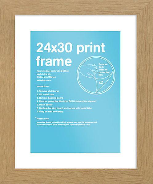 Poster frame 13 x 22