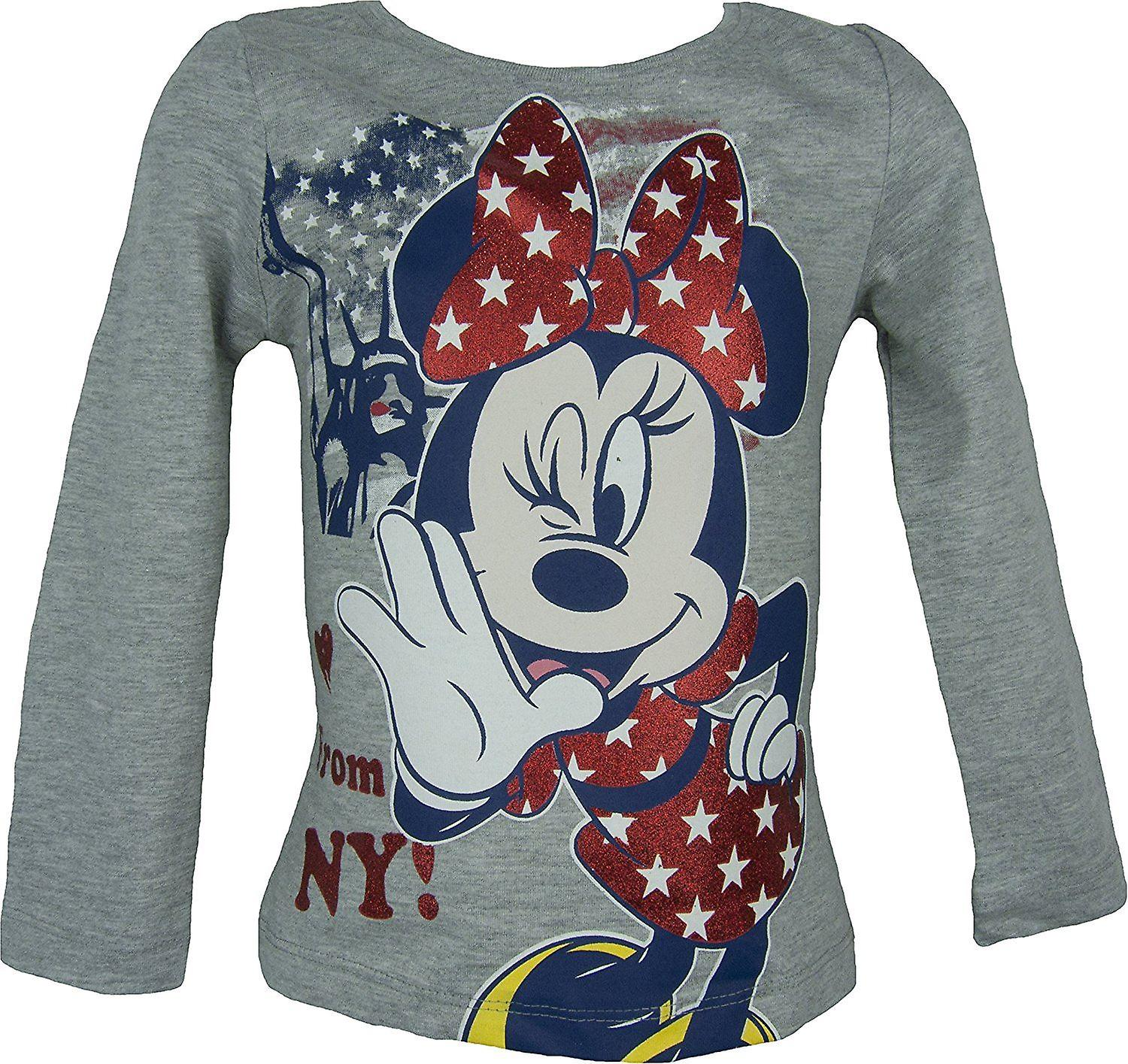 dcdfbbc6062 Disney Minnie Mouse Long Sleeve Top NH1368