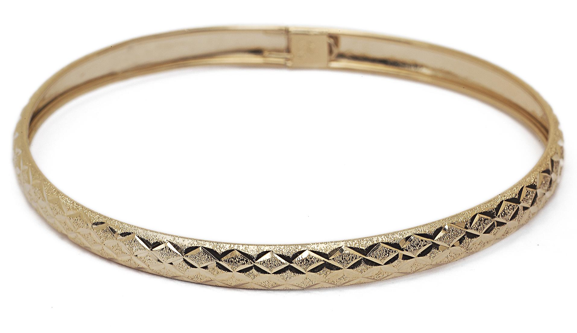 gold bracelet charming diamond with cut karat beautifully this is pin crafted