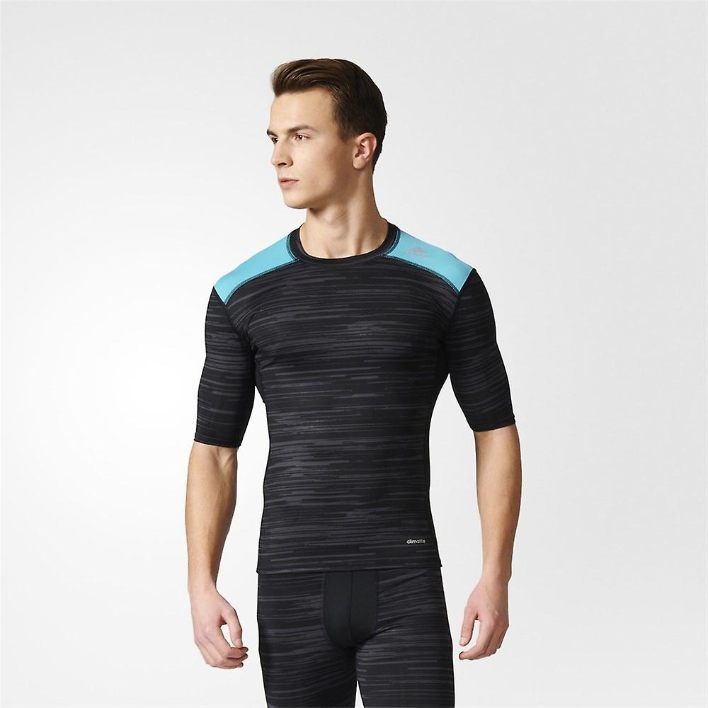 Adidas Techfit Base Graphic Tee BK3560 universal men t shirt