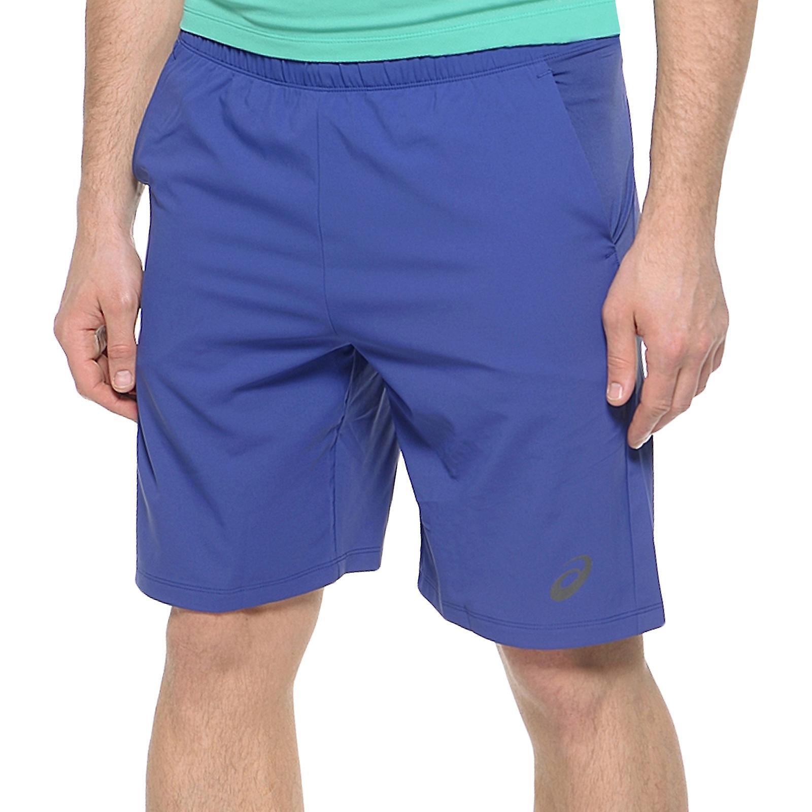 ekskluzywne buty Hurt najlepiej sprzedający się asics MotionDry Mens FuzeX 9 Inch Lightweight Running Sport Shorts
