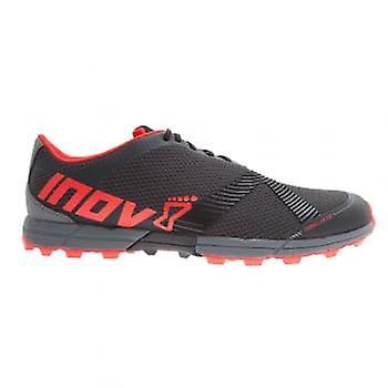 Inov8 Terraclaw 220 menns standard Fit Trail løpesko svartrød
