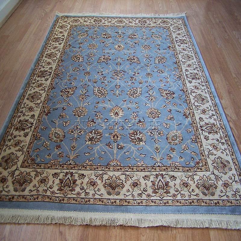 Teppiche Belutschi Florenz Ente Ei Blau Fruugo