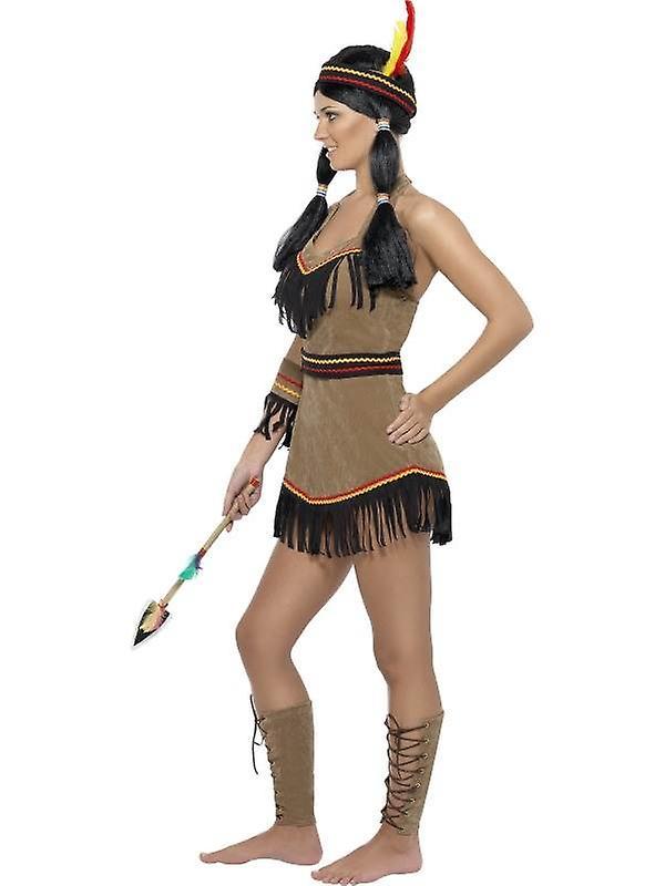 Indian Woman Costume, UK Dress 12-14
