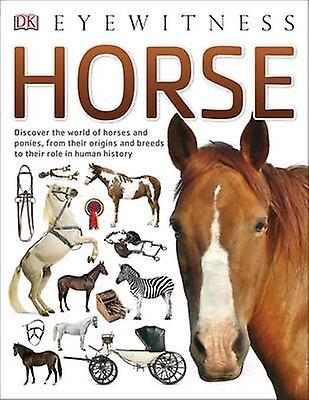 Horse by DK - 9780241258859 Book   Fruugo