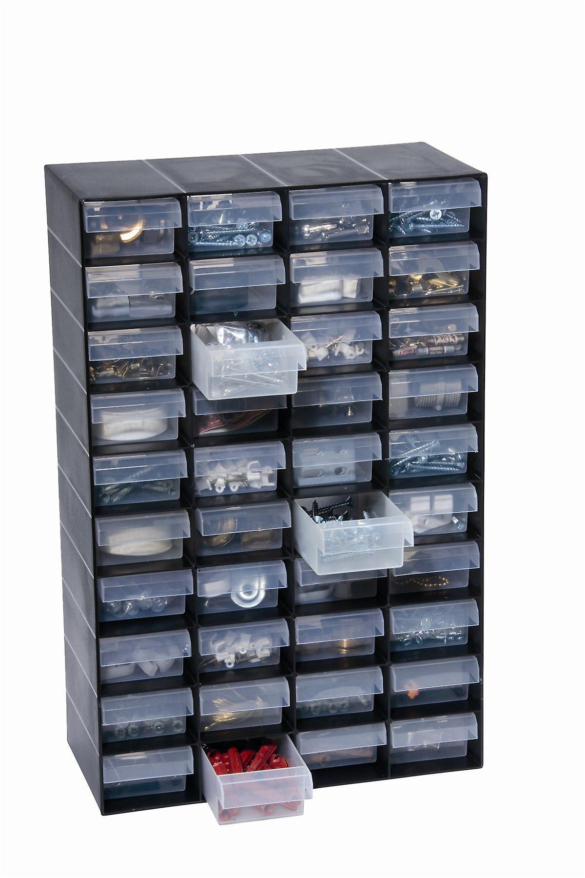 40 Multi Schublade Kunststoff Schrank Fur Haus Garage Oder