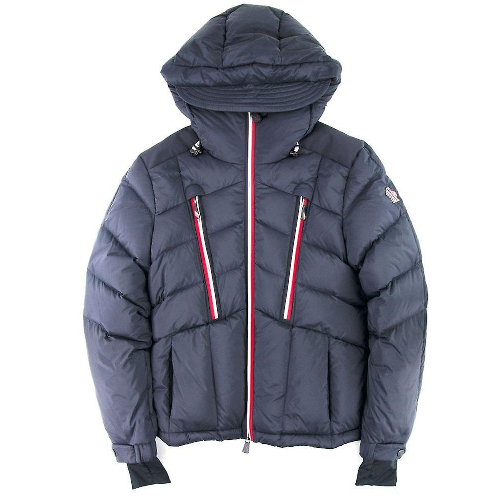 Moncler Arnensee Down Jacket Navy