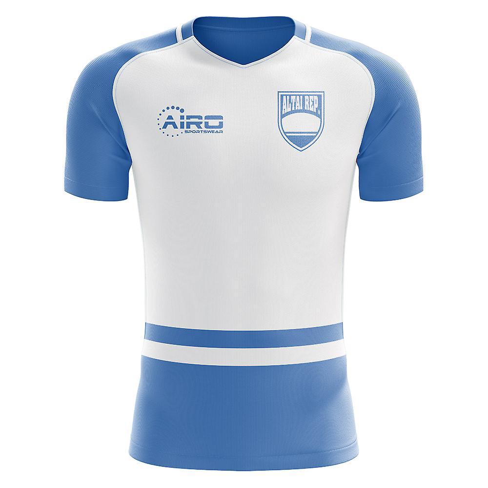 5733d6dbe 2018-2019 Altai Republic Home Concept Football Shirt   Fruugo