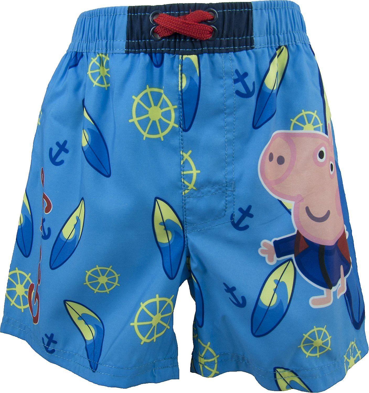 407eb85f829a2 George Peppa Pig boys swim trunks / swim shorts | Fruugo