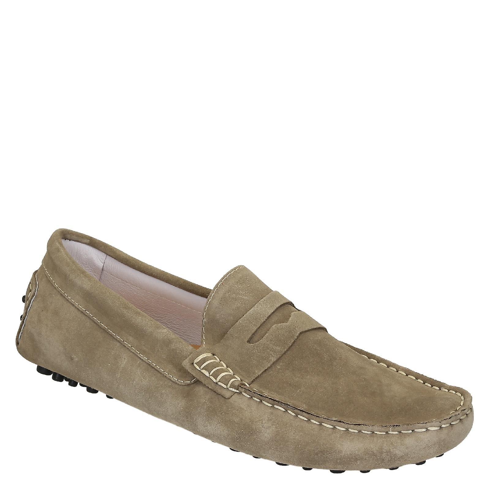 Norge 2020 Herre Made In Italia Schuhe Mokassins