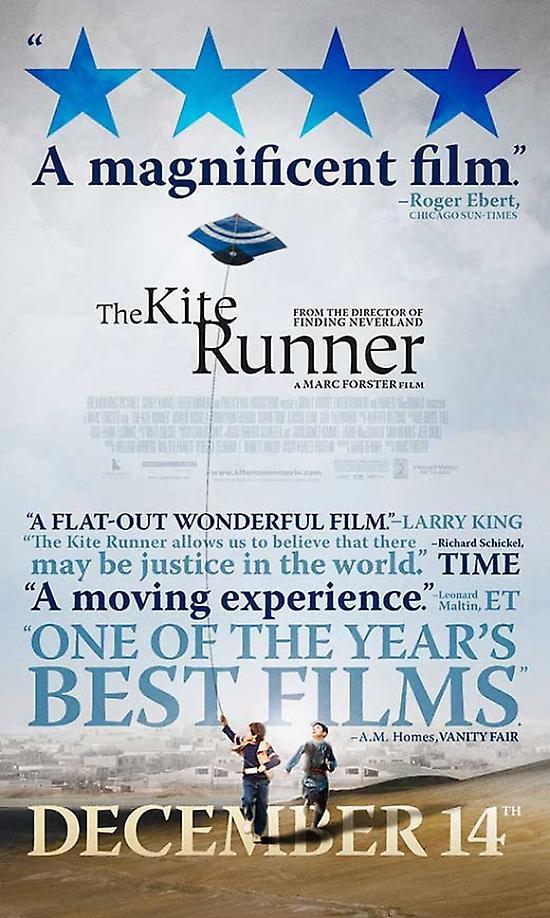 the kite runner 17 essay