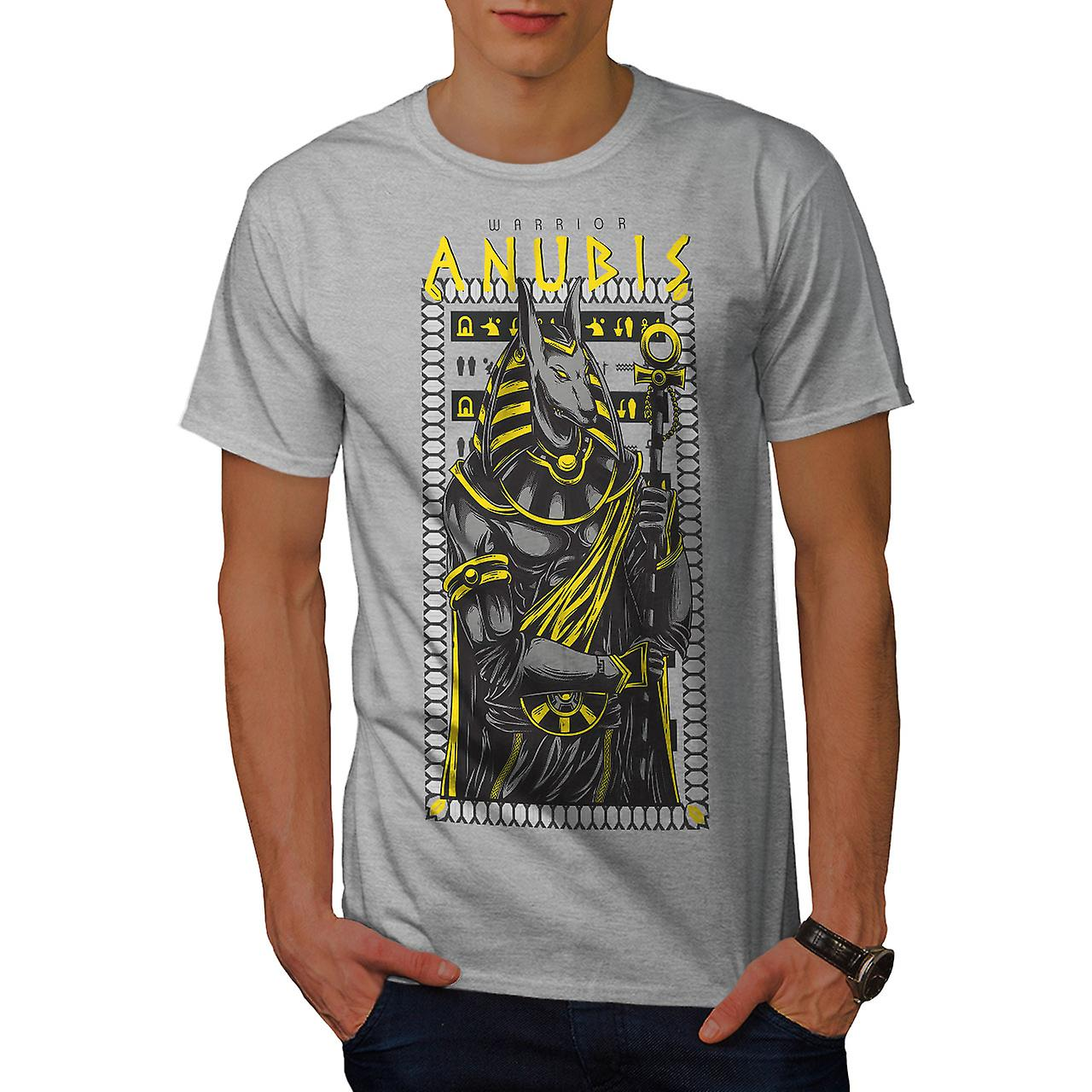 22687c3f2 Clothing, Shoes & Accessories Anubis Old God Fashion Men Long Sleeve T-shirt  NEW Wellcoda