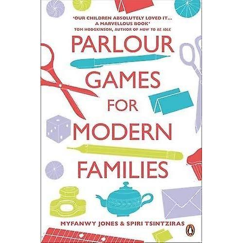 Parlour Games For Modern Families Myfanwy Jones Amp Spiri border=