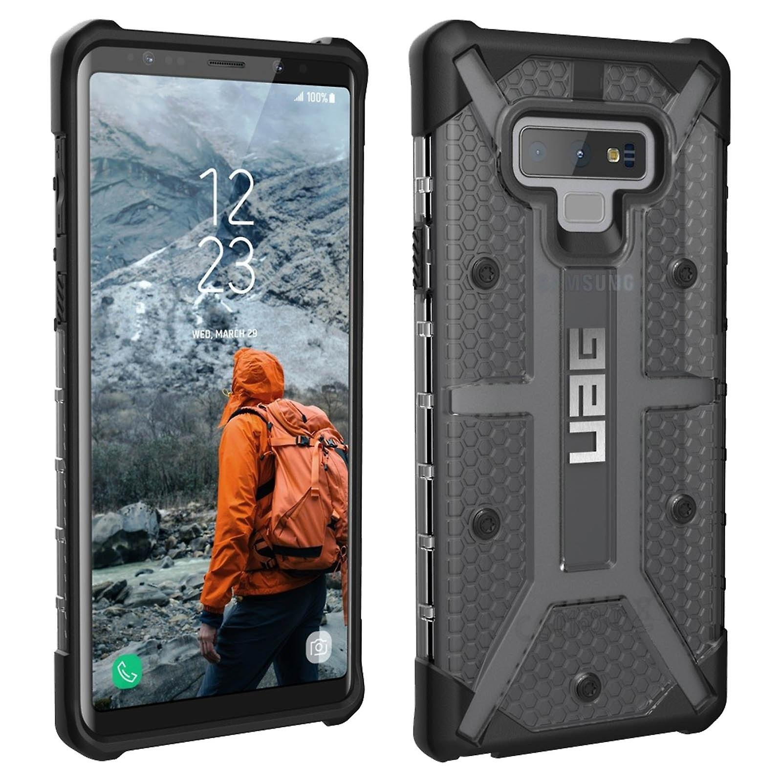 on sale 5fe37 782bc UAG Plasma Series scratch resistant case, armor shell for Galaxy Note 9 -  Ash