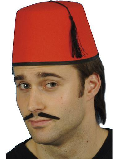 Smiffys Fez Hat Red With Black Tassel (Babies and Children ... 87794741d2b