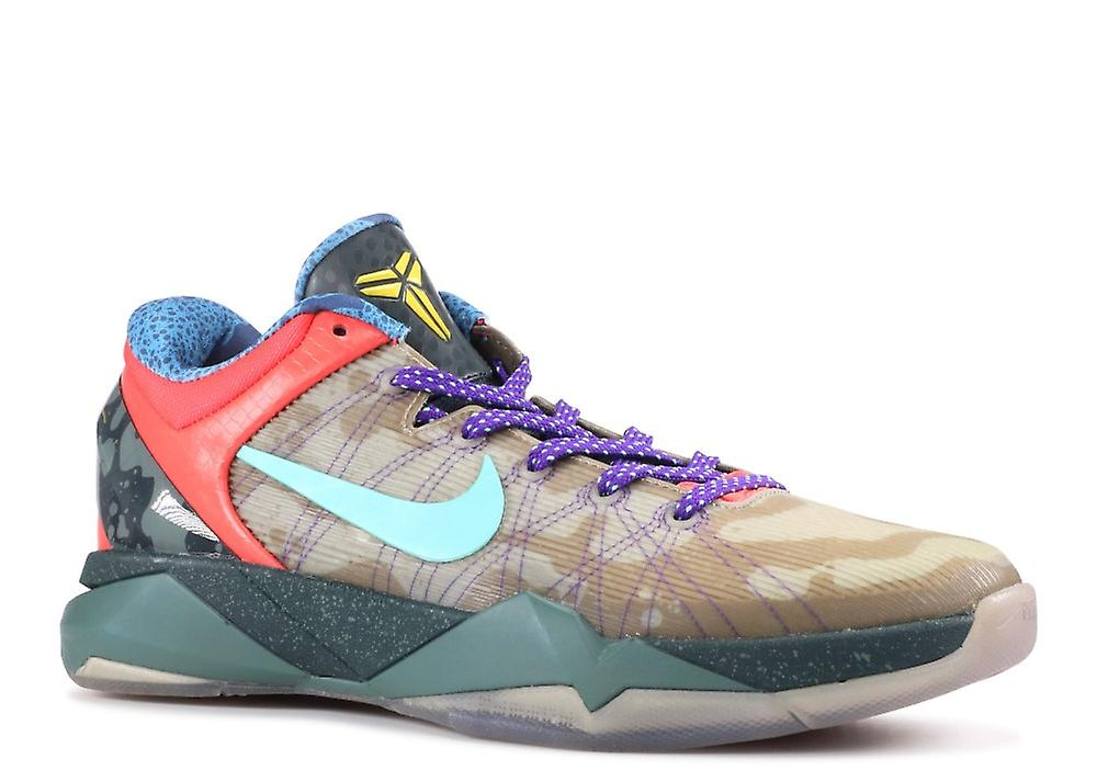 sale retailer ae91a 7fc44 Zoom Kobe 7 System  What The Kobe  - 488371-200 - Shoes
