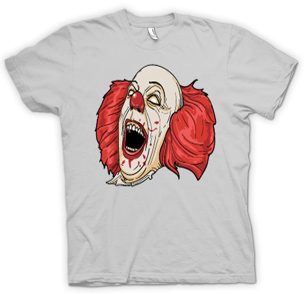0f8db71e2 Mens T-shirt - Stephen King's It Pennywise Portrait | Fruugo