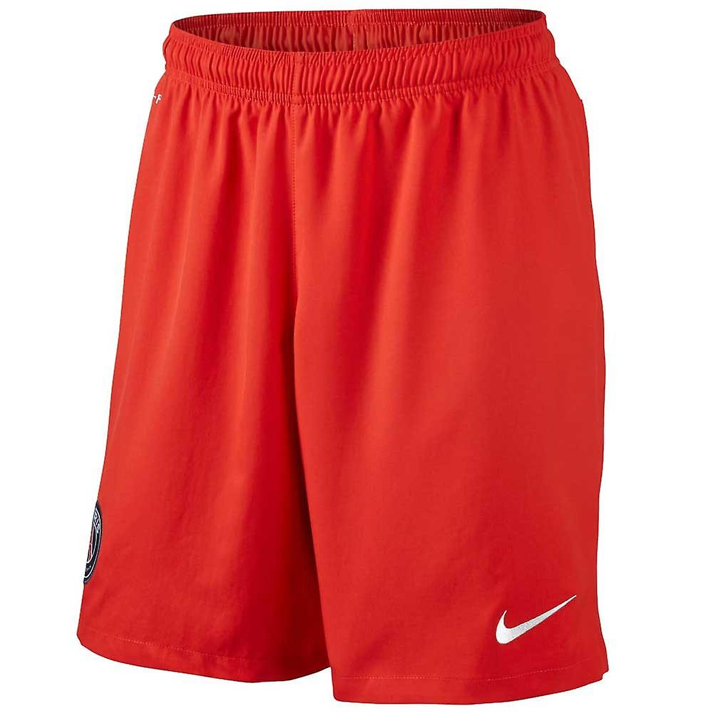 new products 3926a 02101 2014-2015 PSG Away Nike Football Shorts (Kids)