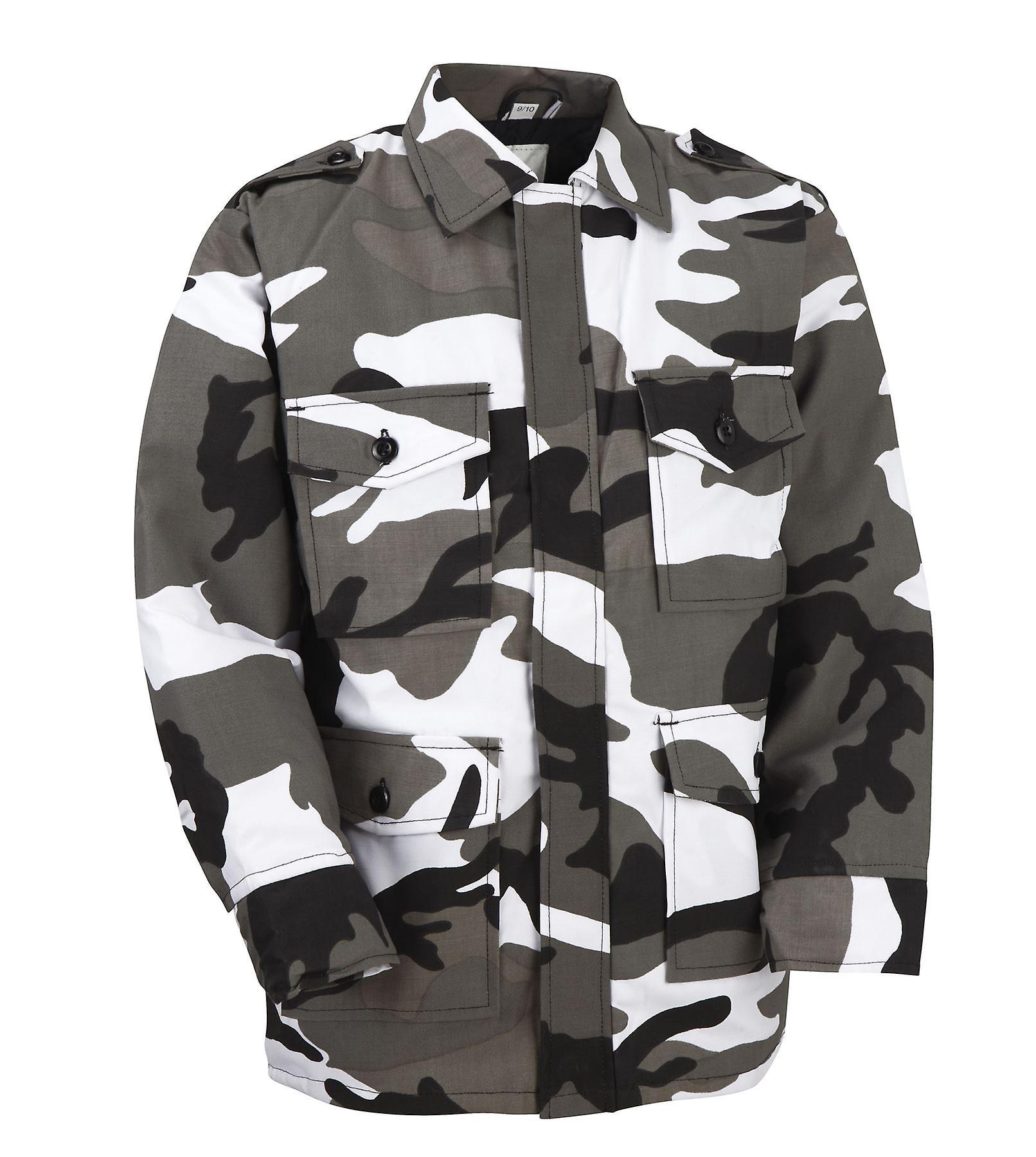 404522058 Top Gun Kids Children Combat Military Field Jacket