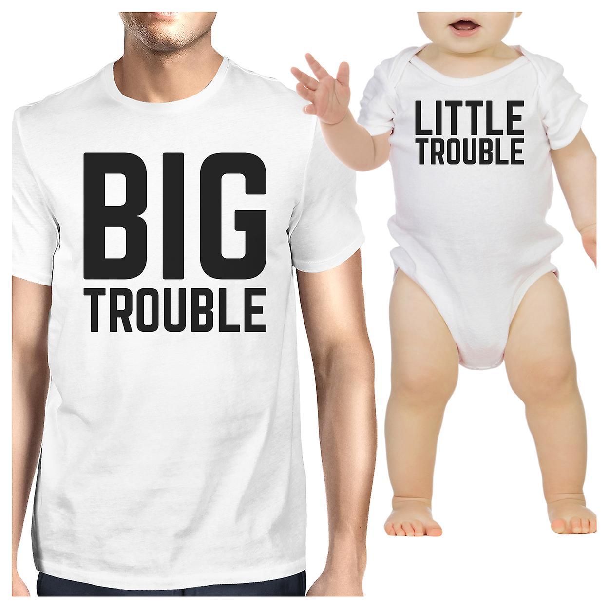 Große Schwierigkeiten wenig Mühe weiße einzigartige Väter Tag ...