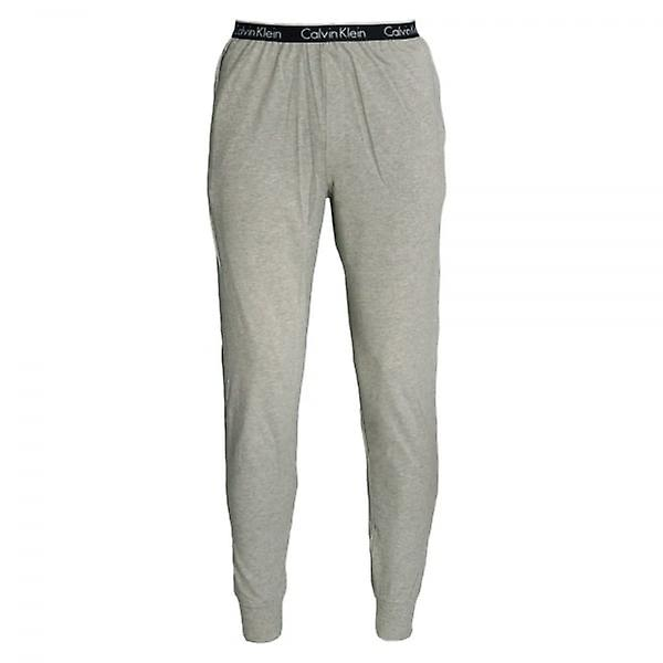 more photos free delivery official shop Calvin Klein One Cuffed PJ Lounge Pants, Heather Grey, Large