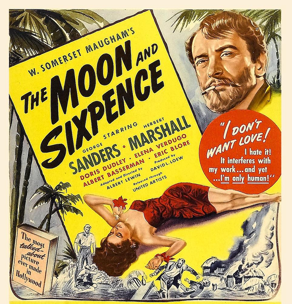 moon and sixpence Amazoncom: the moon and sixpence interesting finds updated daily amazon try prime all.