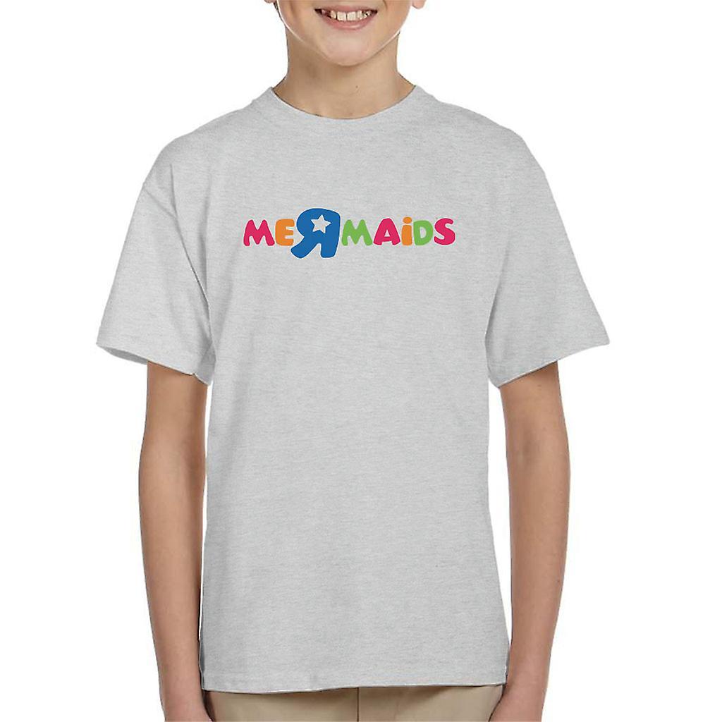 Toys For Tots Logo For T Shirts : Mermaids toys r us logo kid s t shirt fruugo