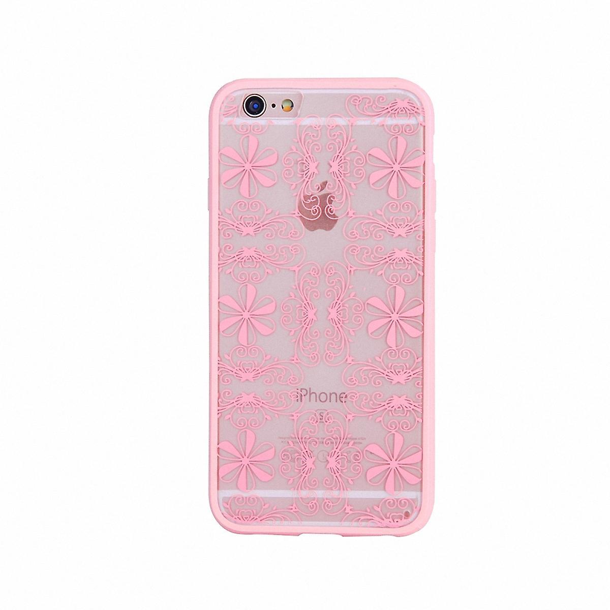 taglia 40 f9911 2cf39 Mobile case mandala for Apple iPhone 6s plus design case cover motif  ornament cover bag Bumper Rosa