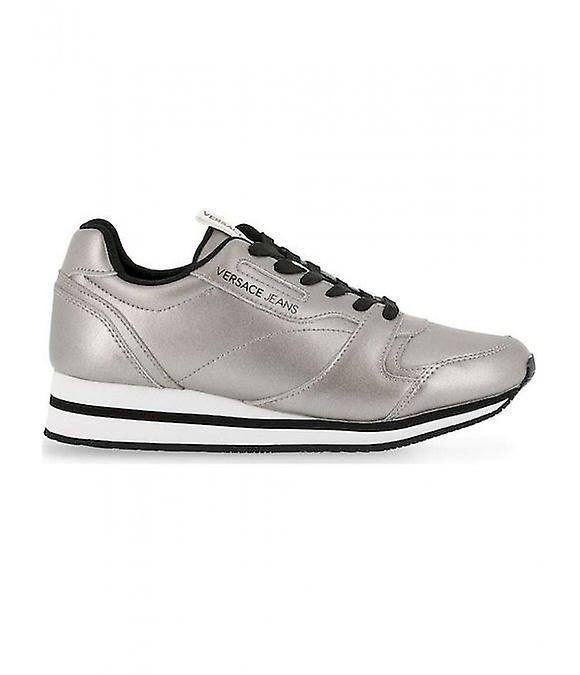 Versace jeans Sko Sneakers E0VSBSA2_900_SILVER kvinner sølv 37