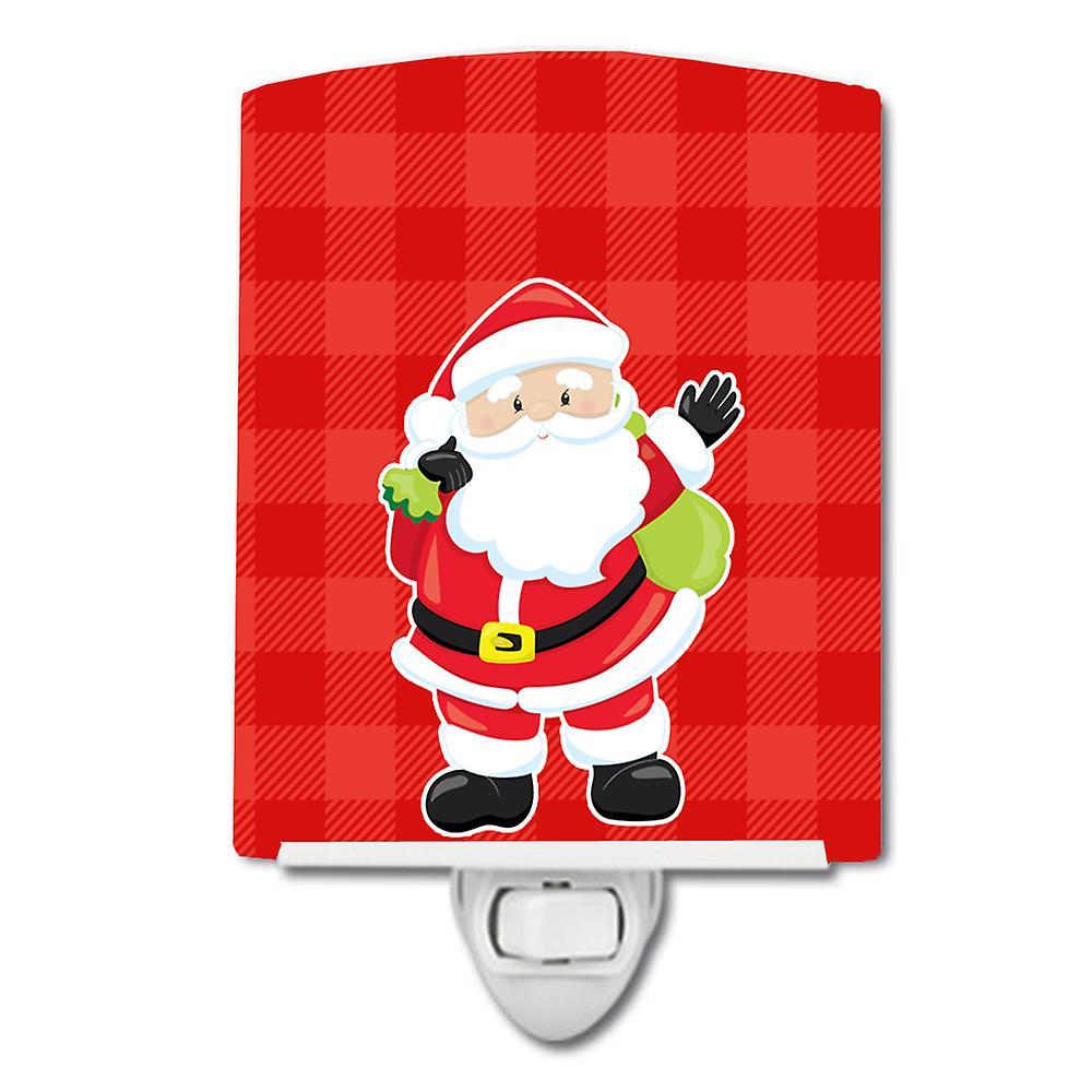 Carolines Schätze BB9017CNL Weihnachten Santa Claus #1 Keramik ...