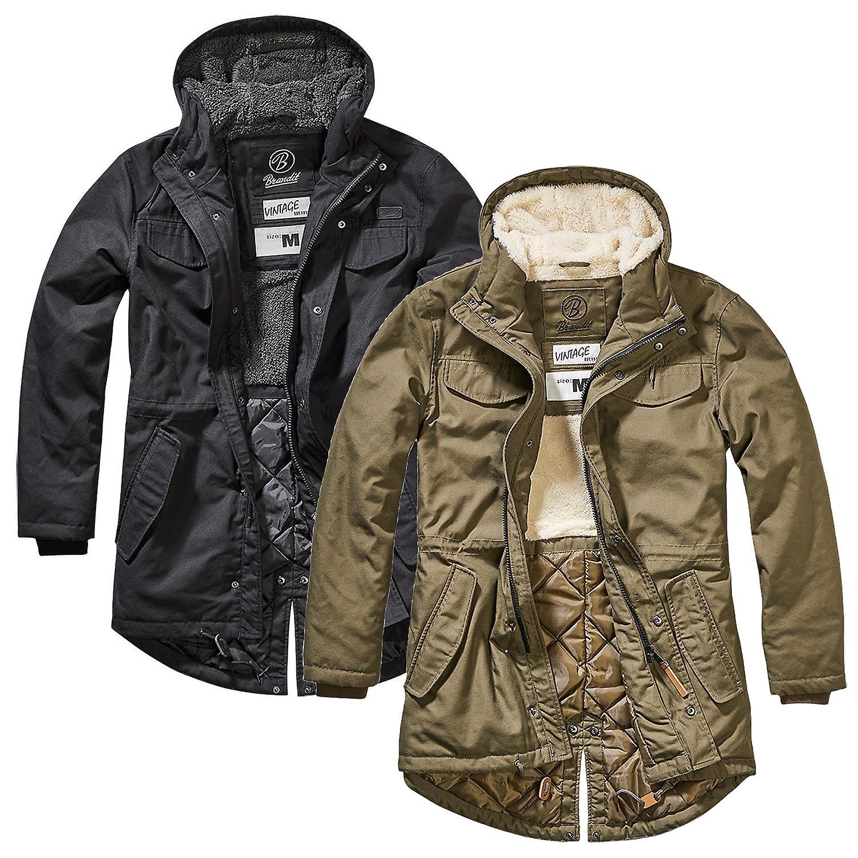 wo kann ich kaufen Temperament Schuhe geringster Preis Brandit Men's Winter Jacket Marsh Lake Parka