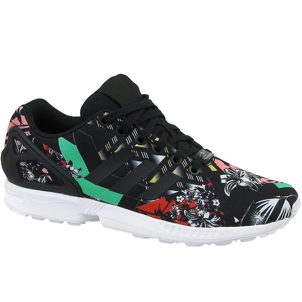 super popular be9bd 88003 Adidas ZX Flux W S74980 universal women shoes