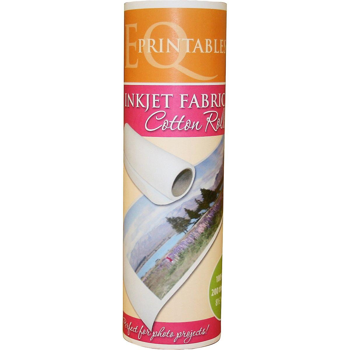 photo relating to Inkjet Printable Fabric called Inkjet Printable Cloth Upon A Roll 8.5