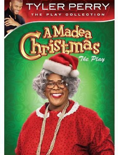 Madea Christmas Play.Madea A Madea Christmas Dvd Usa Import