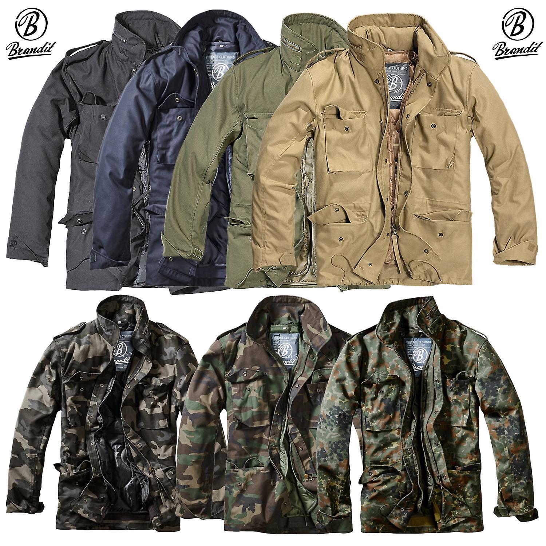 5ef8f4e8e1 Brandit jacket M65 standard